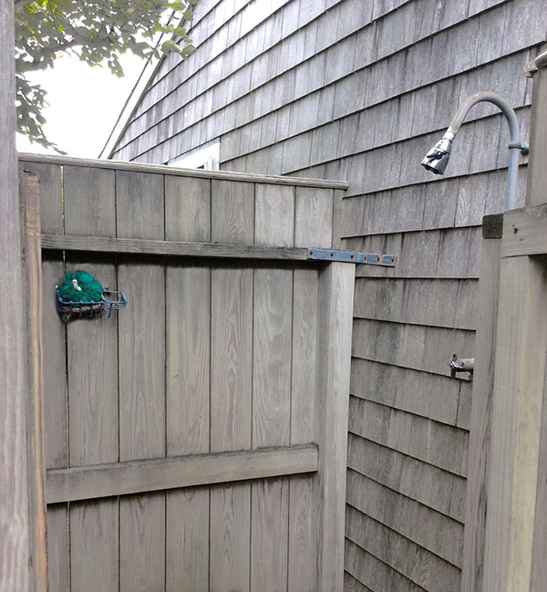 Nantucket Outdoor shower