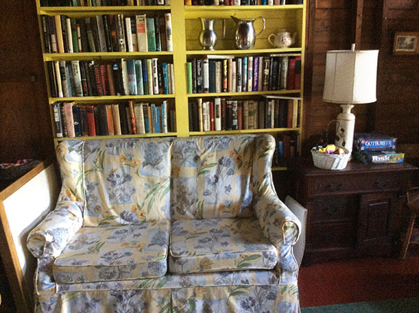 Nantucket House Library - Not to be confused with the Atheneum.